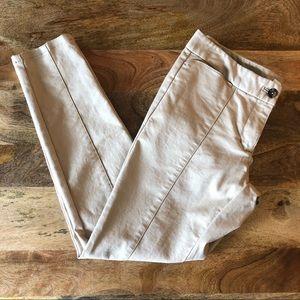 Crop Ankle Pants
